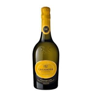 a bottle of nv la gioiosa et amorosa prosecco doc treviso brut