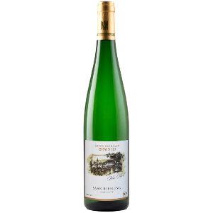 a bottle of 2015 von hövel saar riesling kabinett